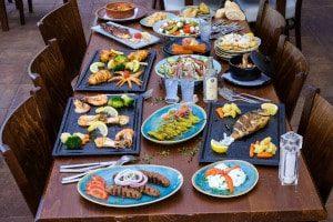 steak bifteki fisch essen karlsruhe