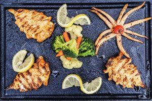 Tintenfisch Karlsruhe griechisches Restaurant